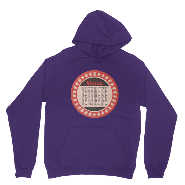 Vaux Old & New Classic Adult Hoodie