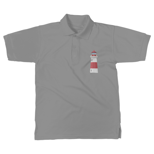 Lighthouse Classic Adult Polo Shirt