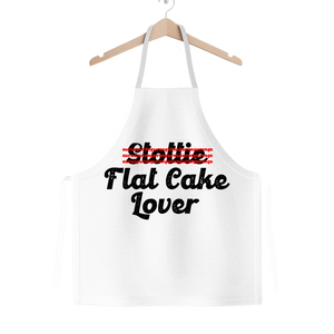 Flat Cake Lover Adult Apron