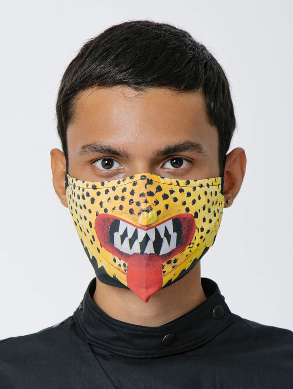 Mexican Mask Facemasks