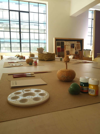 Gourds Workshop