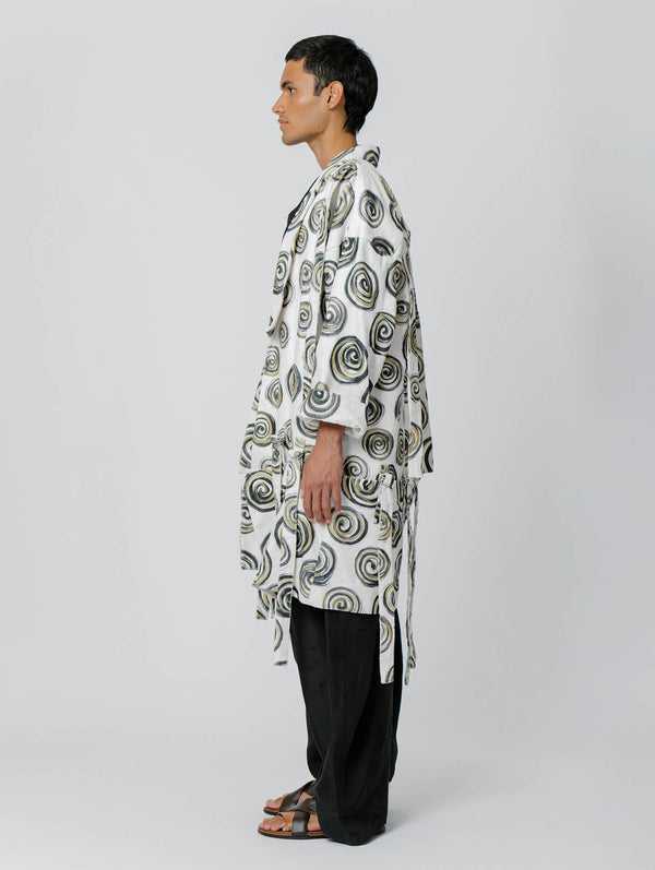 Printed Judas Coat