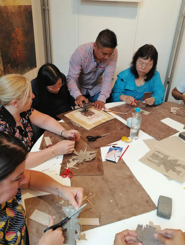 Amate Paper Workshop