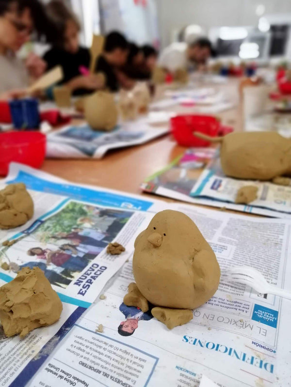 Clay Toys Workshop
