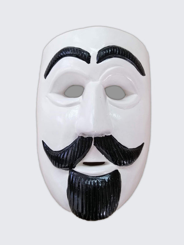 Mustache and Beard Mask