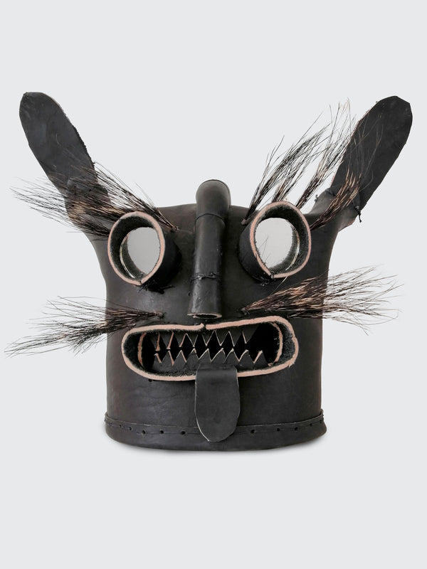 Jaguar Mirror Mask