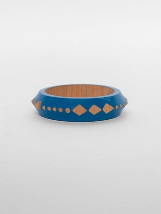 Medium Molinillo Bangle
