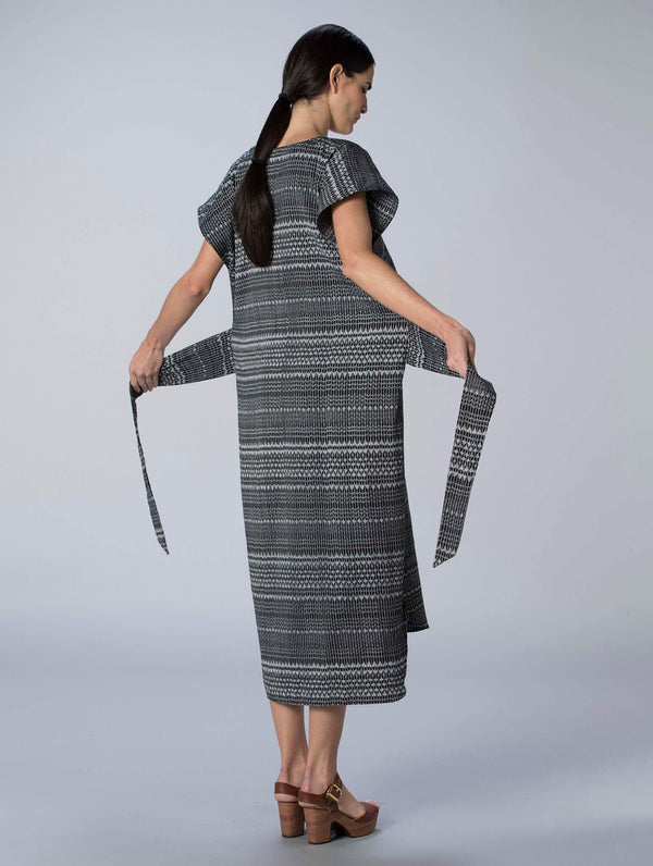 Long Rebozo Dress