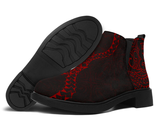 Classic Tribal Pattern Fashion Boots