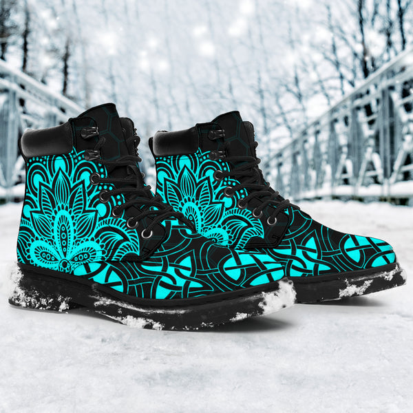 Classic Tribal Pattern All Season Boots