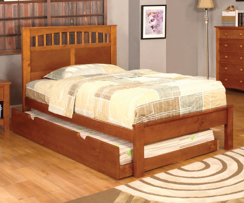 Carus Oak 4 Pc. Full Bedroom Set image