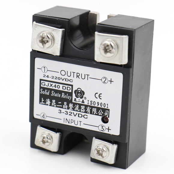 Single Phase DC Solid State Relay 40A