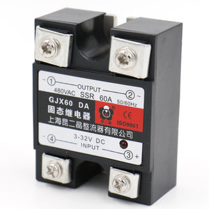 Single Phase AC/DC Solid State Relay 60A