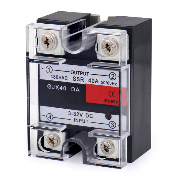 Single Phase AC/DC Solid State Relay