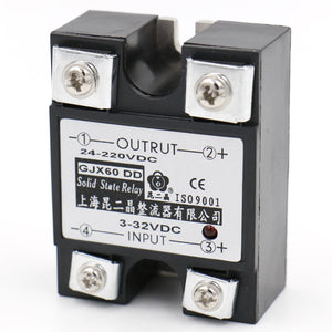 Single Phase DC Solid State Relay