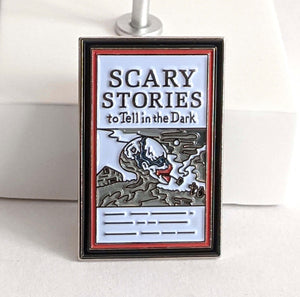 Scary Stories to Tell in the Dark Pin