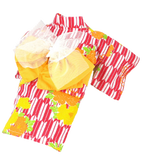 Pet Kimono for Small Dogs and Cats Genuine Japanese Peony Pattern: Small Dog Kimono Costume