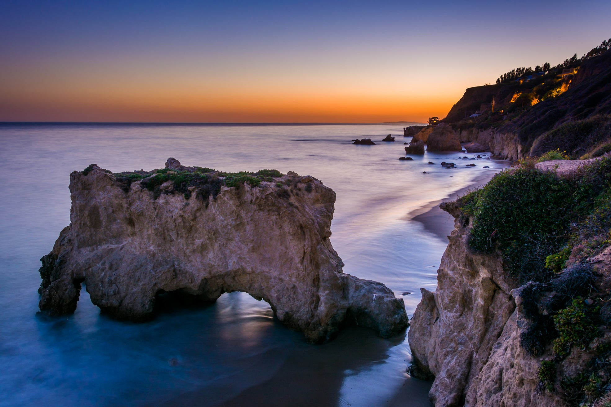 best beaches in malibu el matatdor