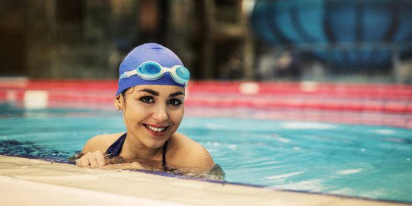 protect skin from chlorine