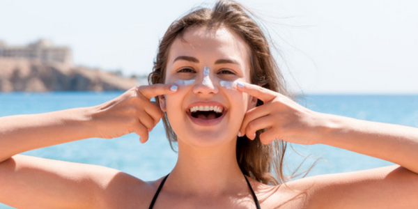 How to use sunscreen and moisturizer