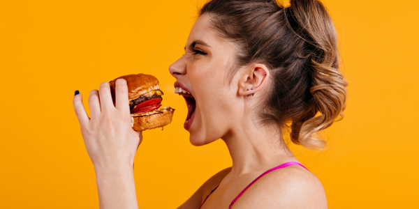 How Diet Affect The Skin Health