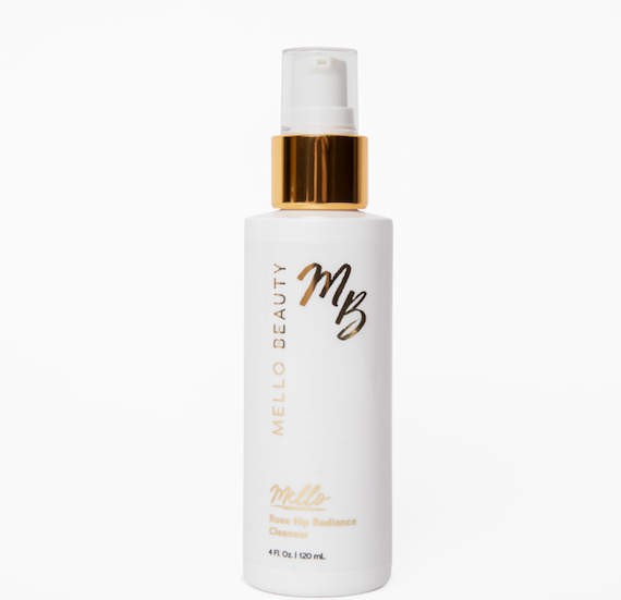 Rose Hip Radiance Cleanser by Mello Beauty