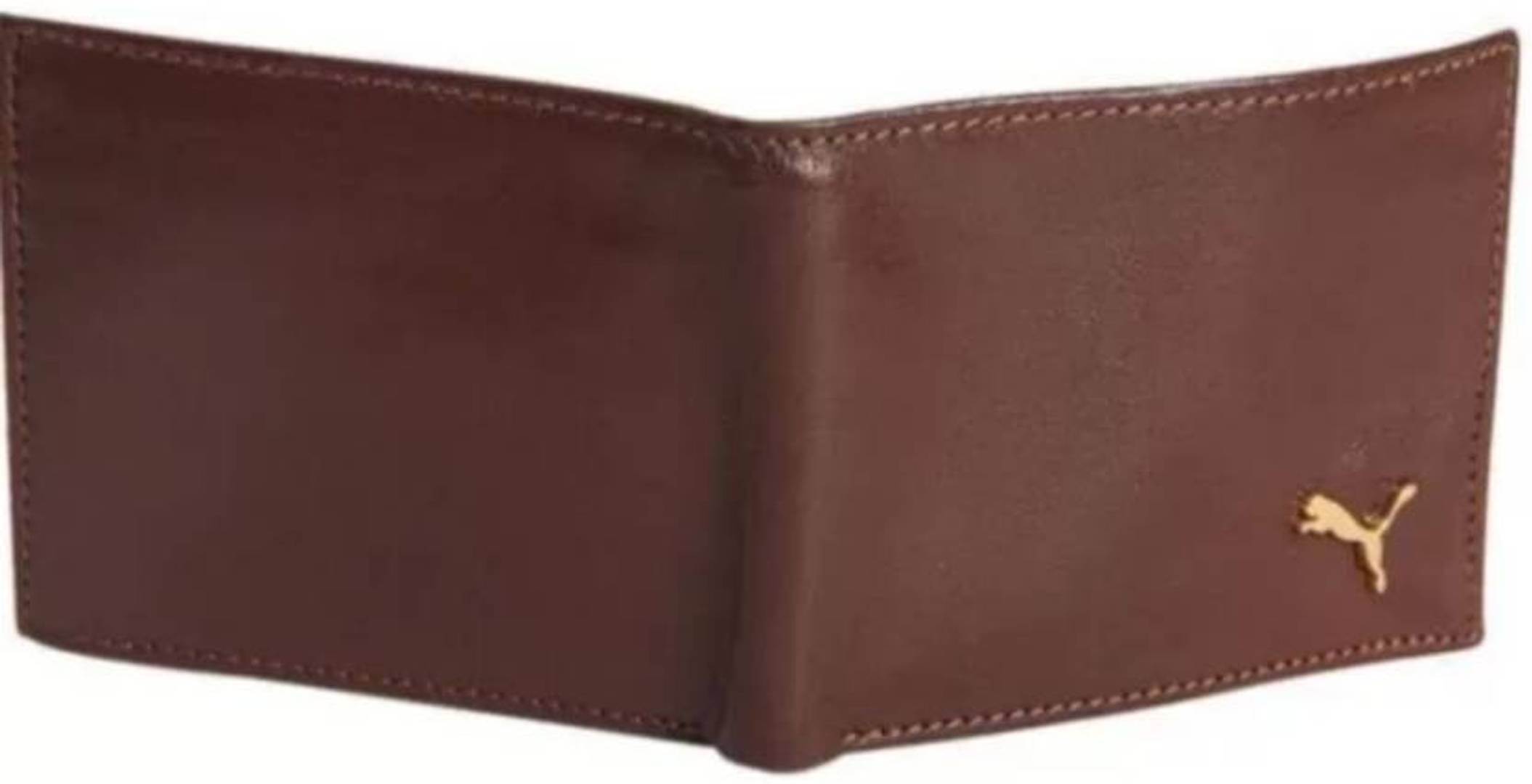 Stylish Brown Wallet At Lowest Price
