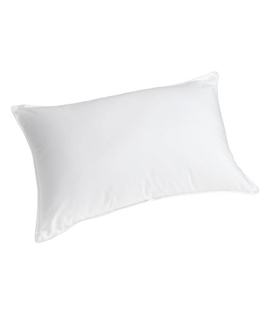 Plain Fibre Pillow (Pack of 1)