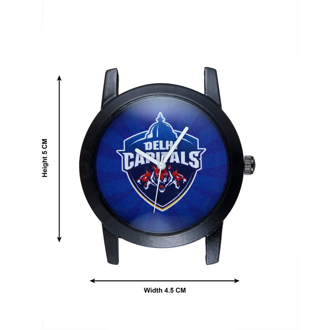 Stylish IPL Fully Blue Dial Strap Analog Watch