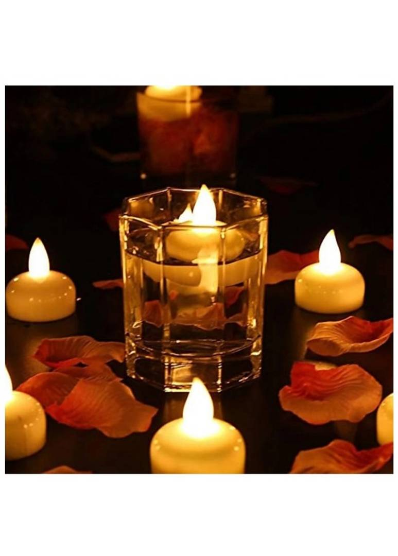 Smokeless diwali candle led light (Pack of 1)
