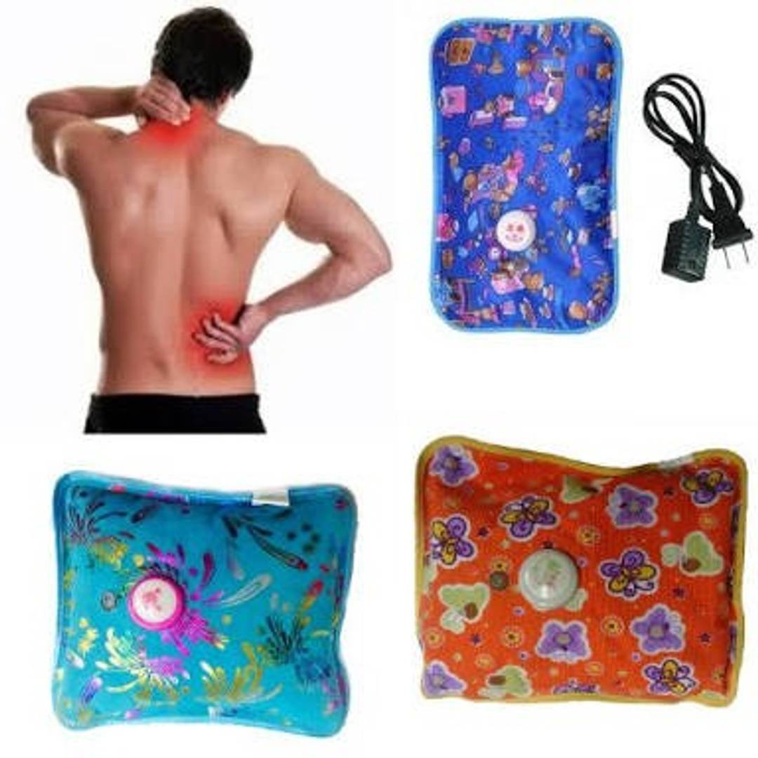 Weltime Heating Bag/Hot Water Bags For Pain Relief - Multicoloured