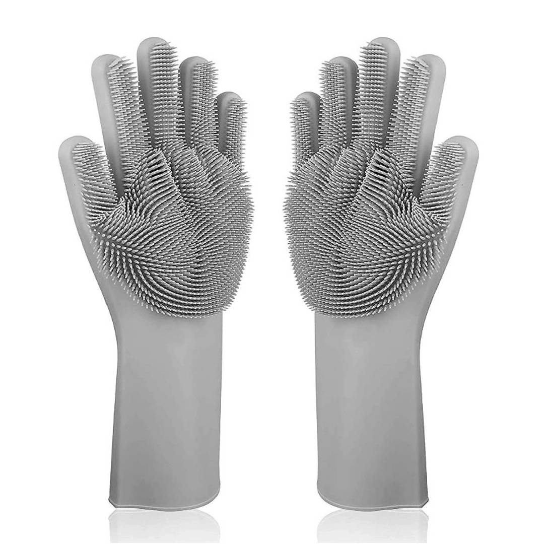 Multipurpos silicon gloves- Price Incl. Shipping