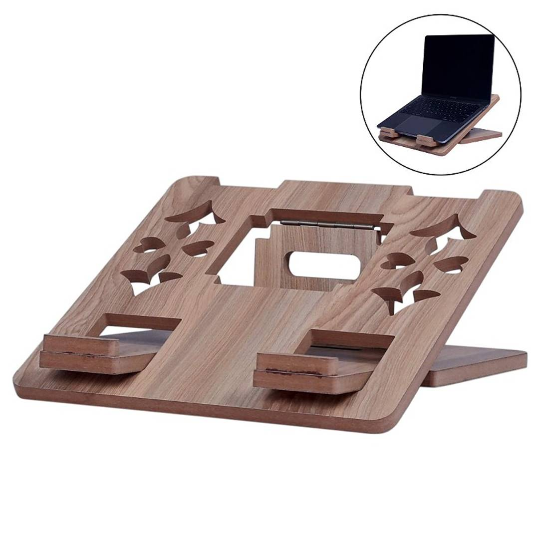 COMFORTABLE LAPTOP STAND
