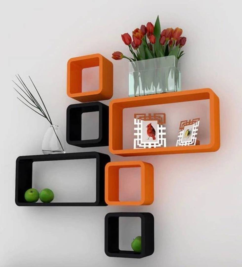 wall decorative cllasic  Rack shelf