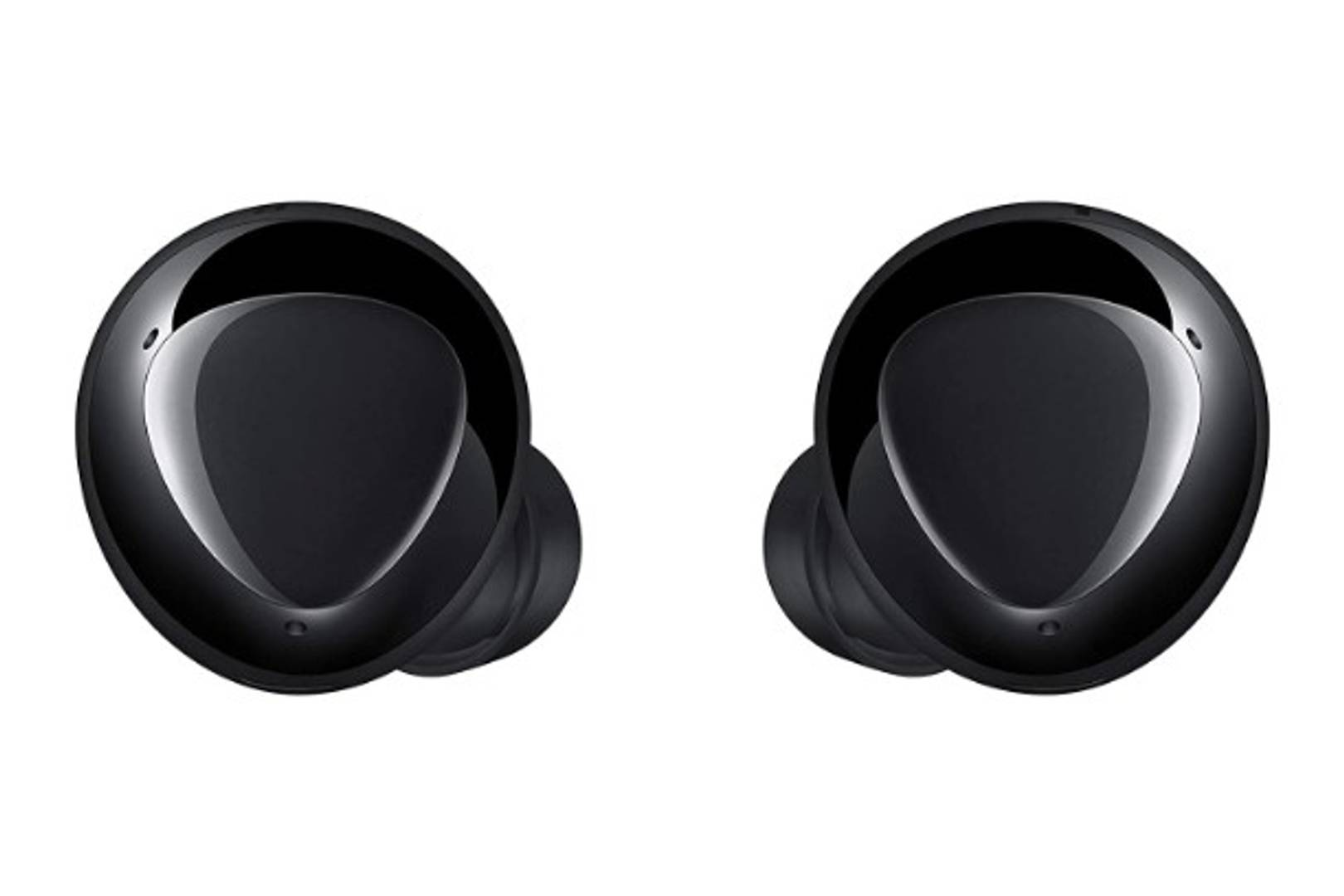 Premium Black Color Earbuds
