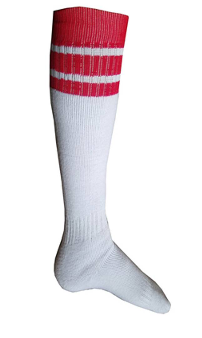 Multicolor Cotton Football Soccer Socks Pack of 1 Pair