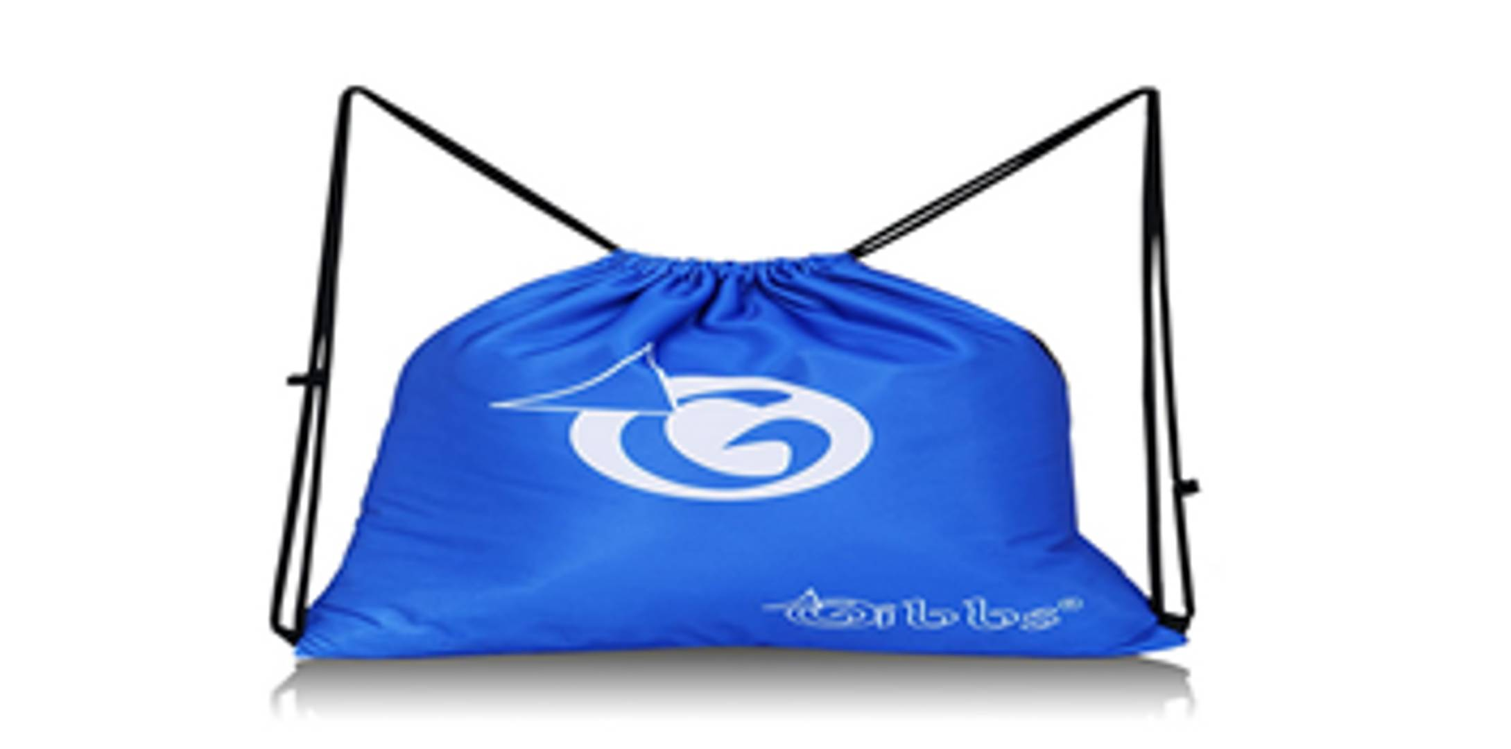 Useful Drawstring Bag (Blue Colour)