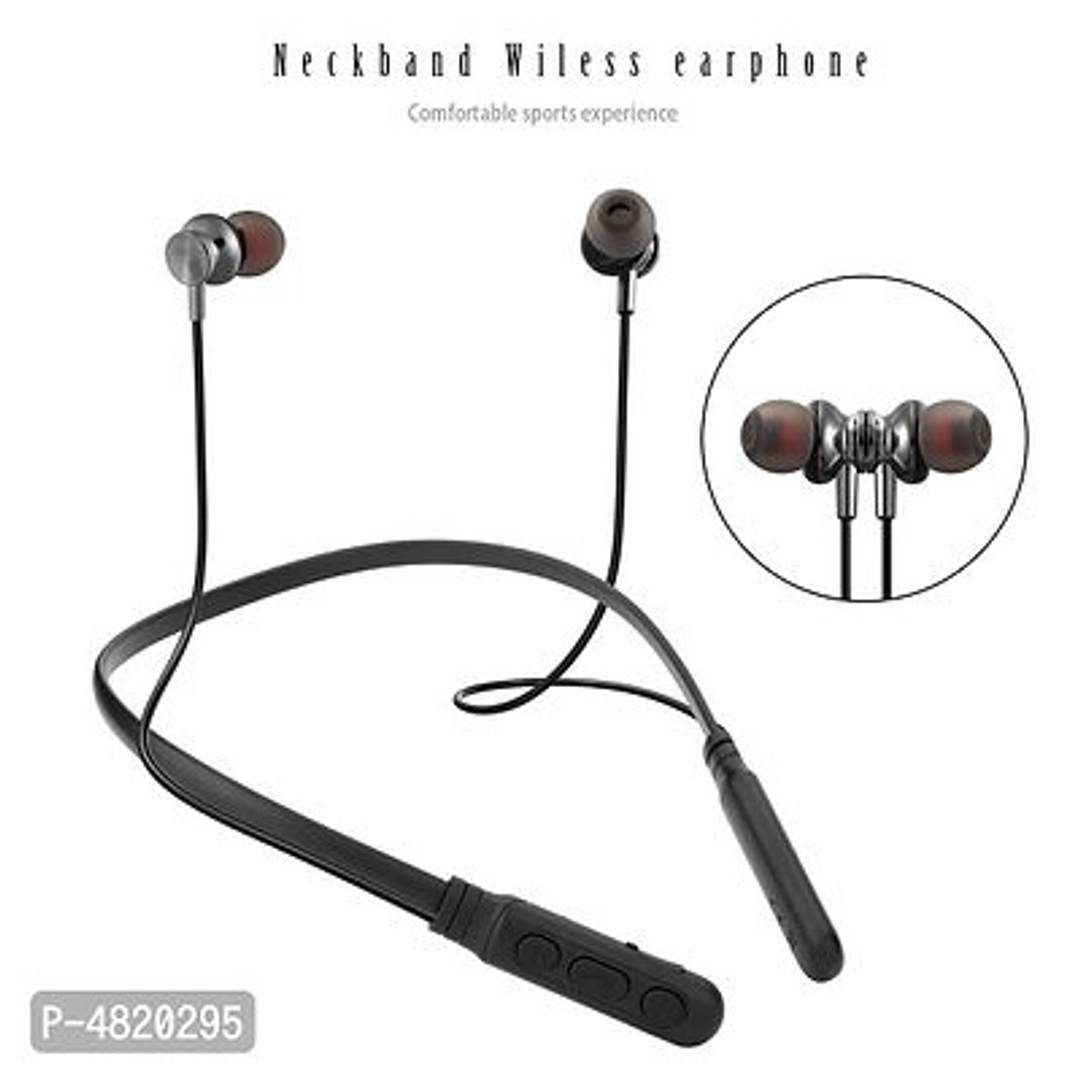 Bluetooth 5.0 Headphone Sport Wireless Earphone Neckband Magnetic Bass Headset Handfree Earbuds With Mic 4 Xiaomi Huawei