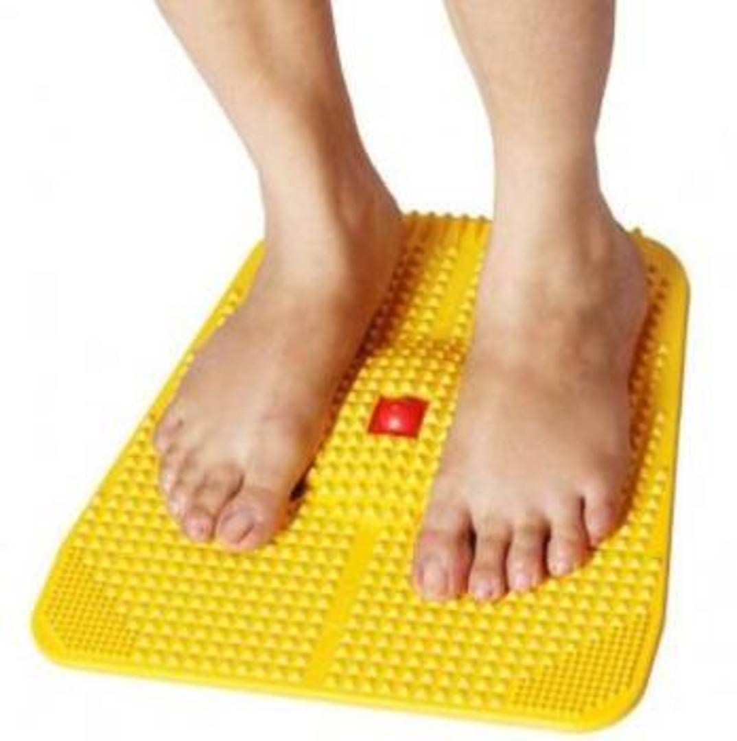 Blood Circulation Foot Massager Acupressure Power Mat