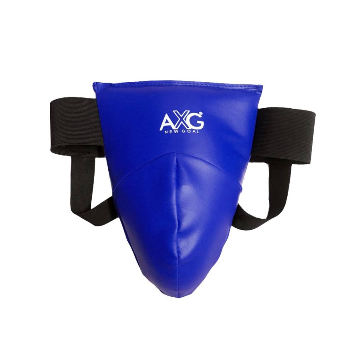 AXG New Goal Foster Groin Guard For Taekwondo Boxing MMA Karate Taekwondo Kickboxing Muay Thai