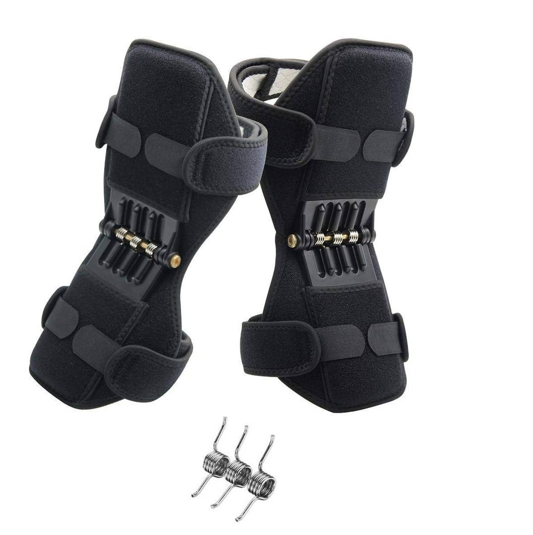 Spring Pain Relief Knee Brace Support