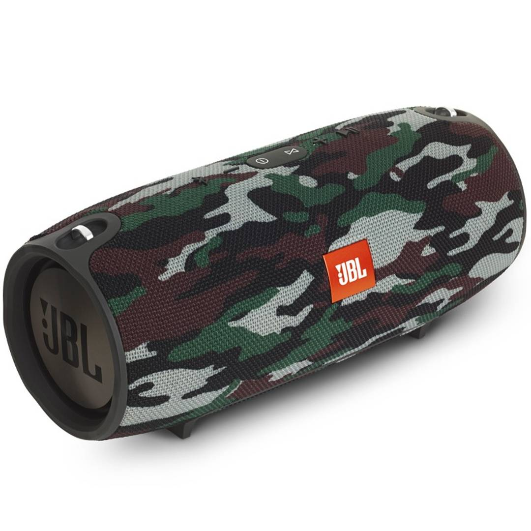 Xtreme Portable Wireless Bluetooth Speaker (Army)