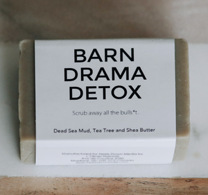 Soap For Dirty Equestrians