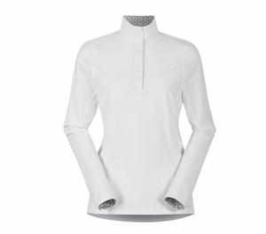 Kerrits Affinity Long Sleeve Show Shirt