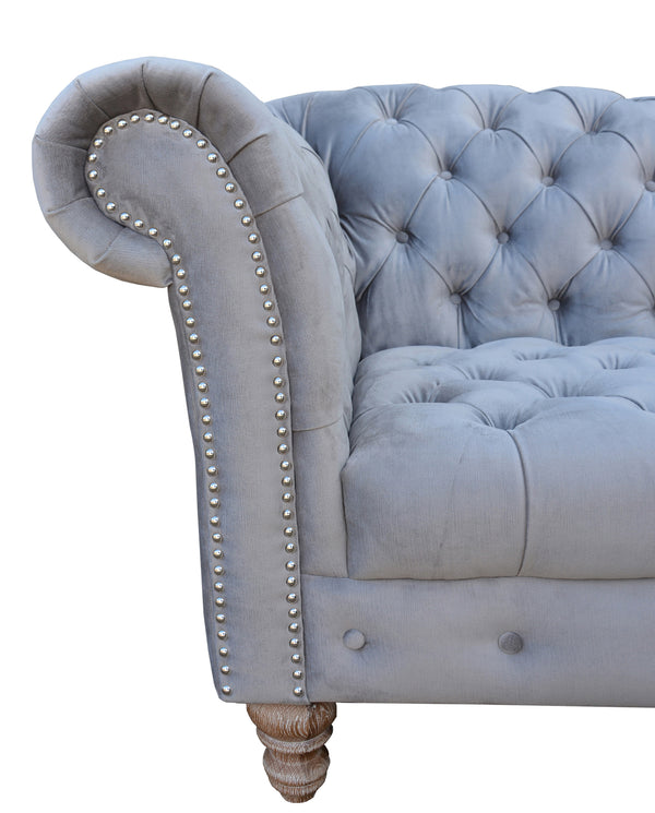 Pavilion Exclusive French Buttoned Sofa