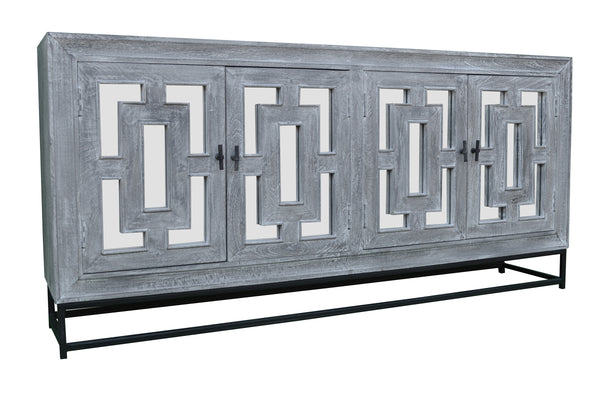 Greywell 4 Door Sideboard
