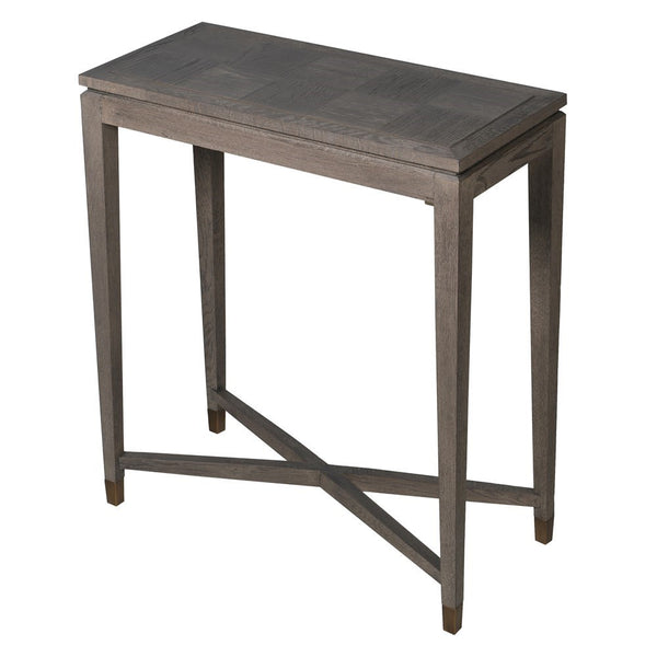 Cliveden Squares Console Table