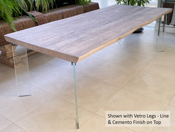 Venice Oak Dining Table