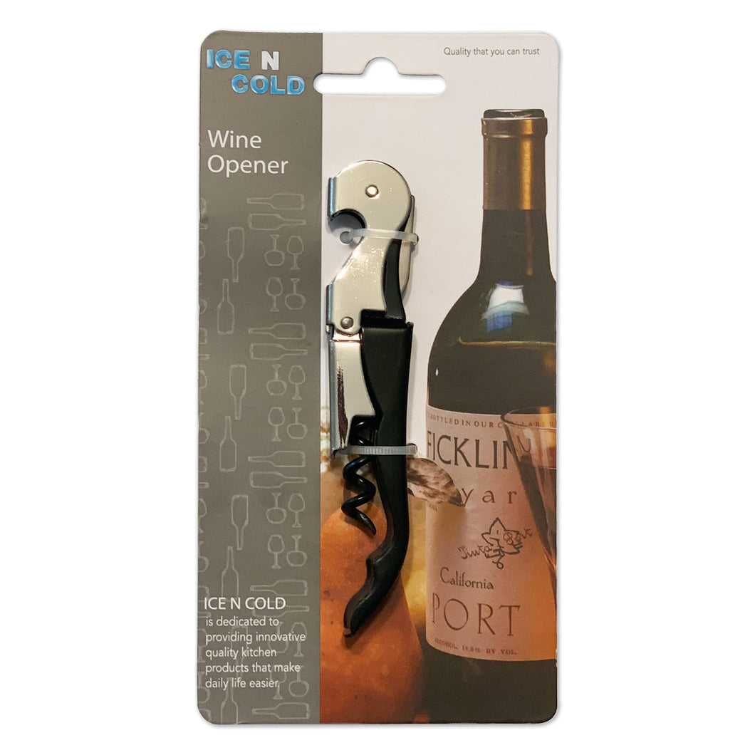 C-Store Packaging | Double Hinge Wine Bottle Opener