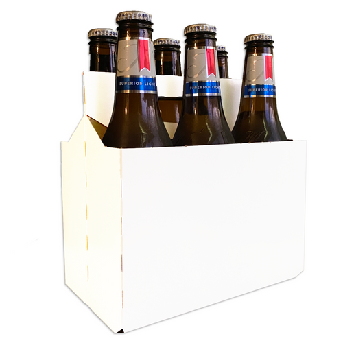 Ice N Cold Econo Pack Cardboard Carriers